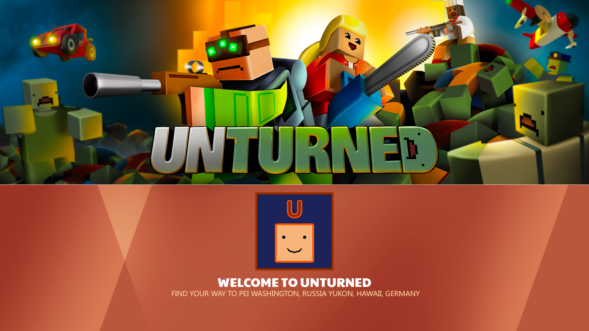 Icon for Welcome to Unturned