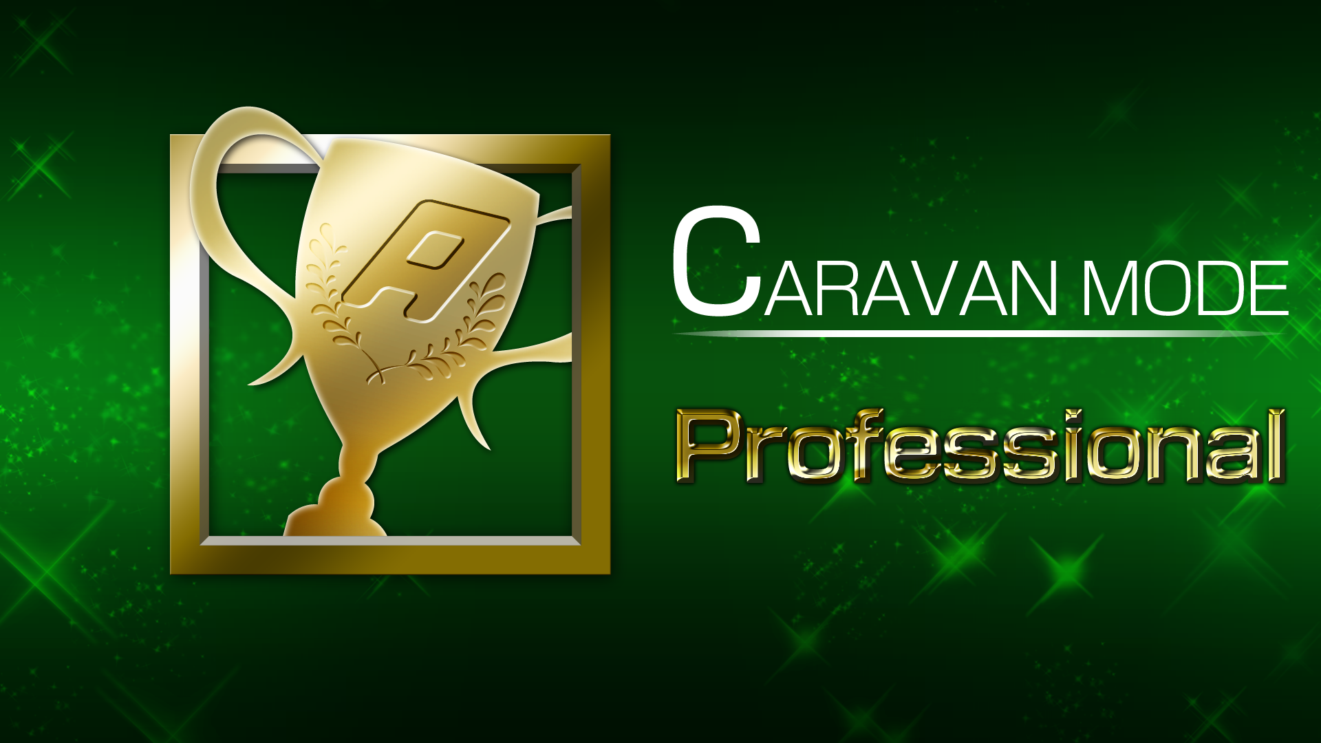 Icon for CARAVAN MODE 3,000,000 points