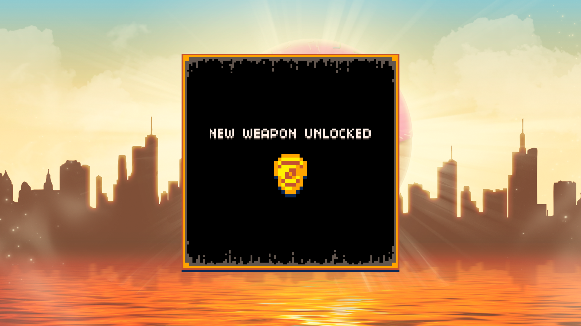 Icon for First Weapon