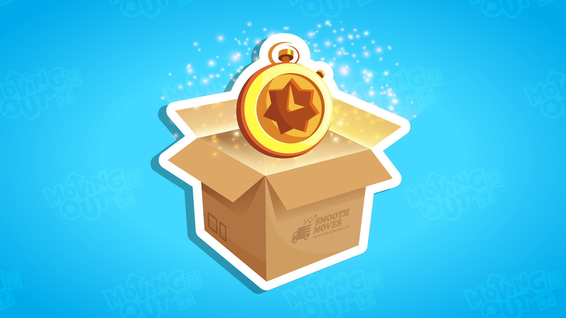Icon for Golden Mover