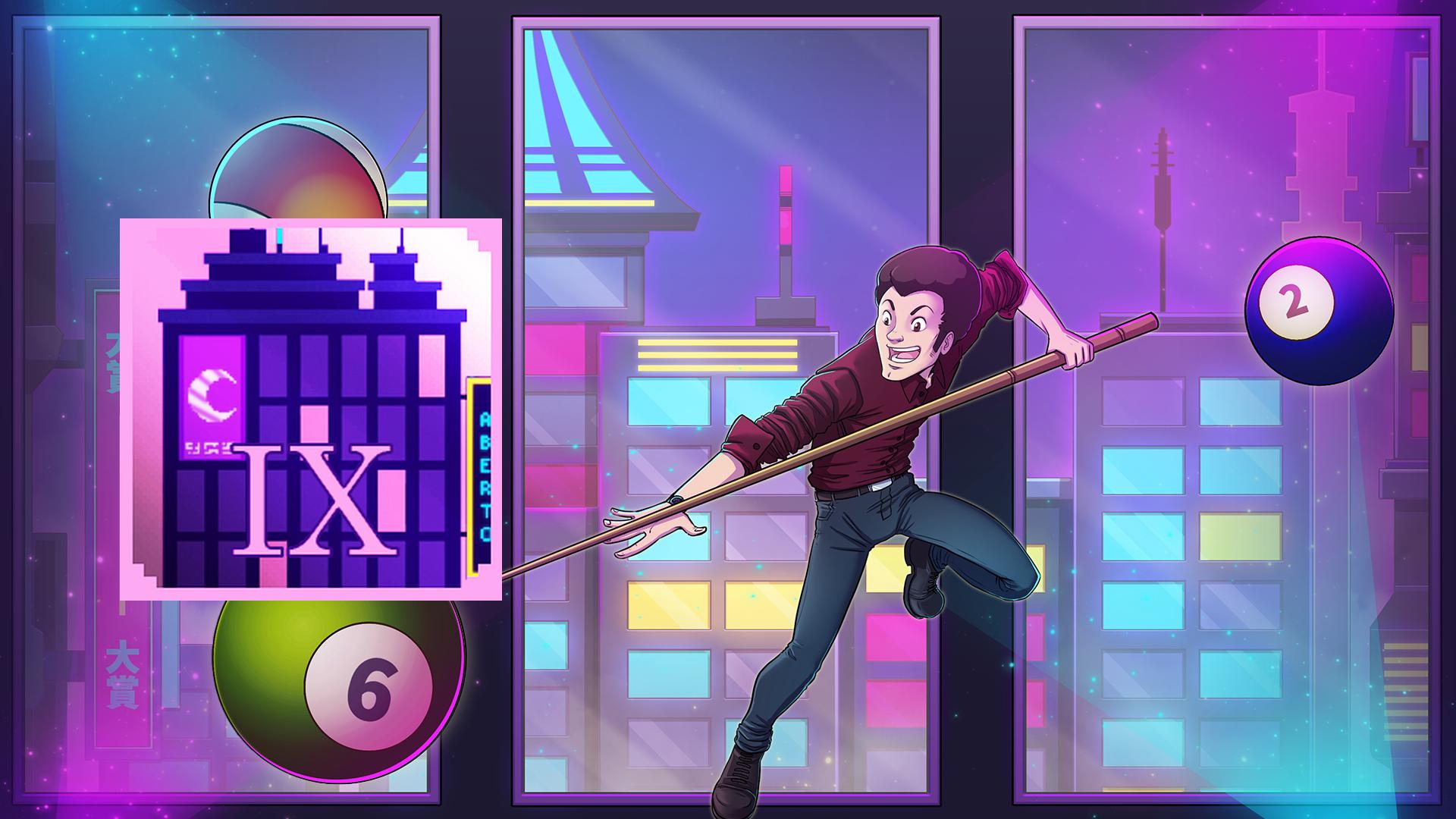Icon for Level Master IX