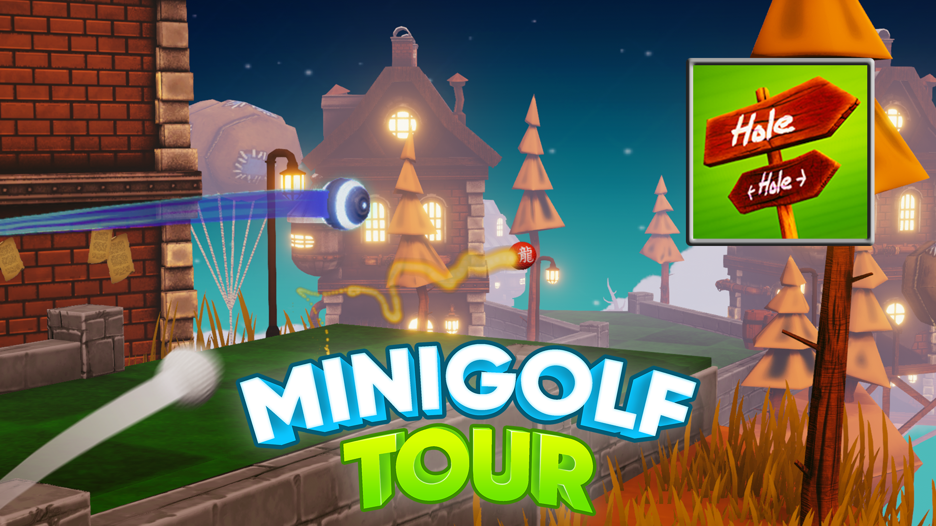 Icon for Where is my Golf Club?