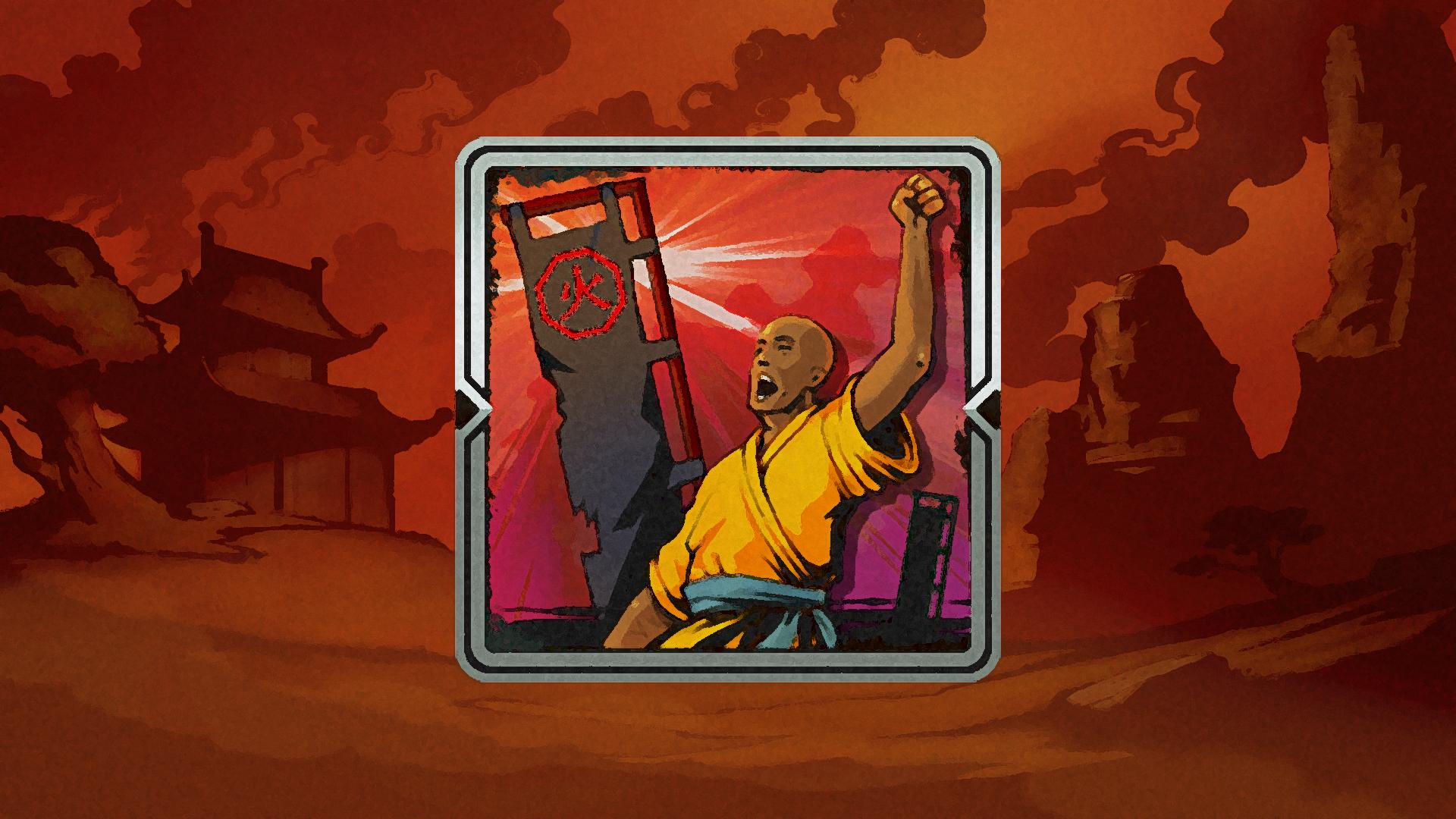 Icon for Flaming Revenge