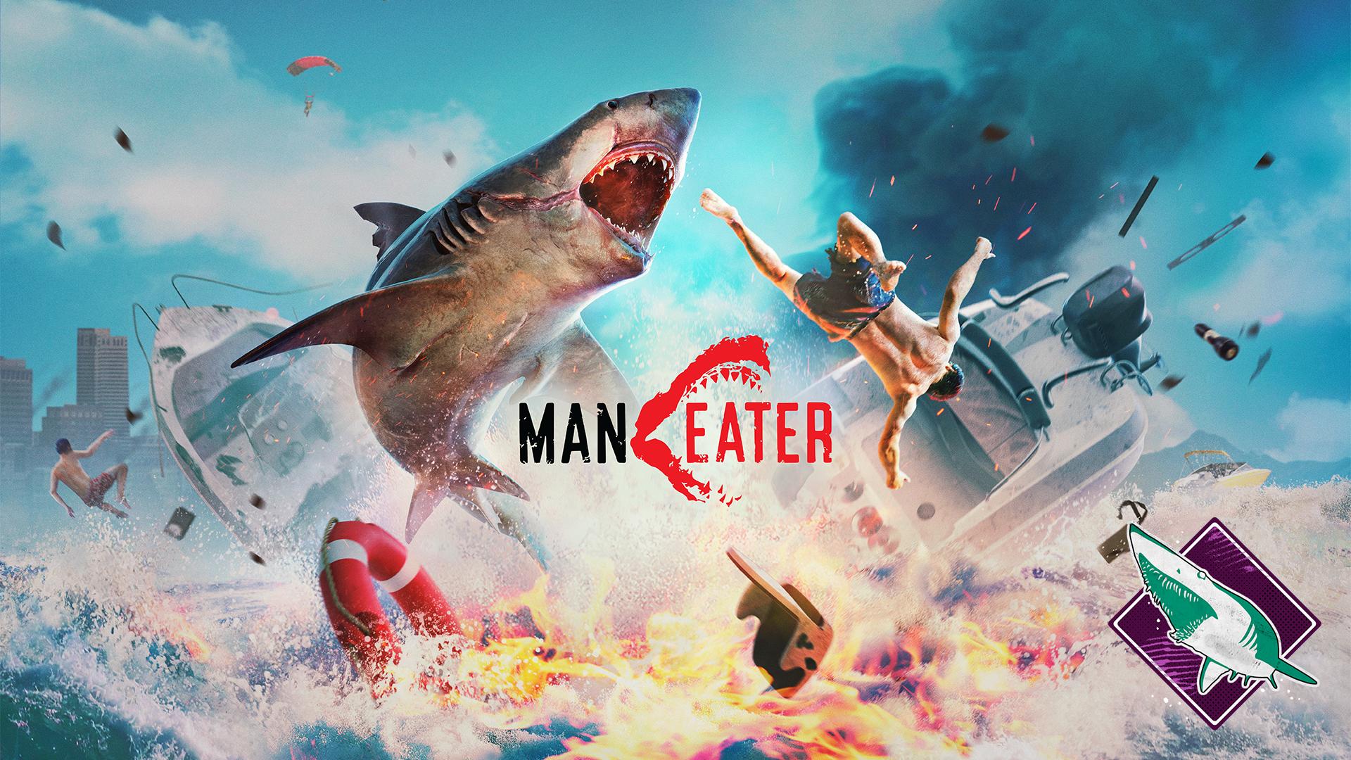 Icon for Shark on Shark Violence