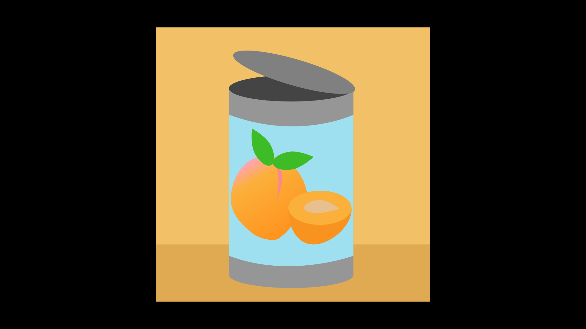 Icon for We always need more peaches