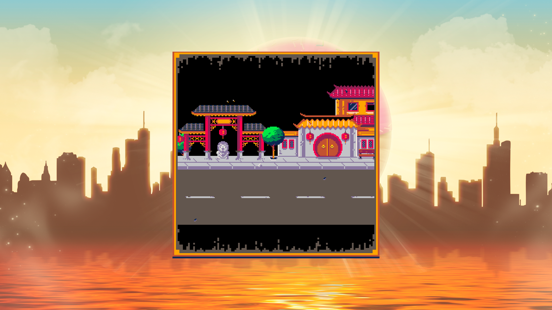 Icon for Chinatown