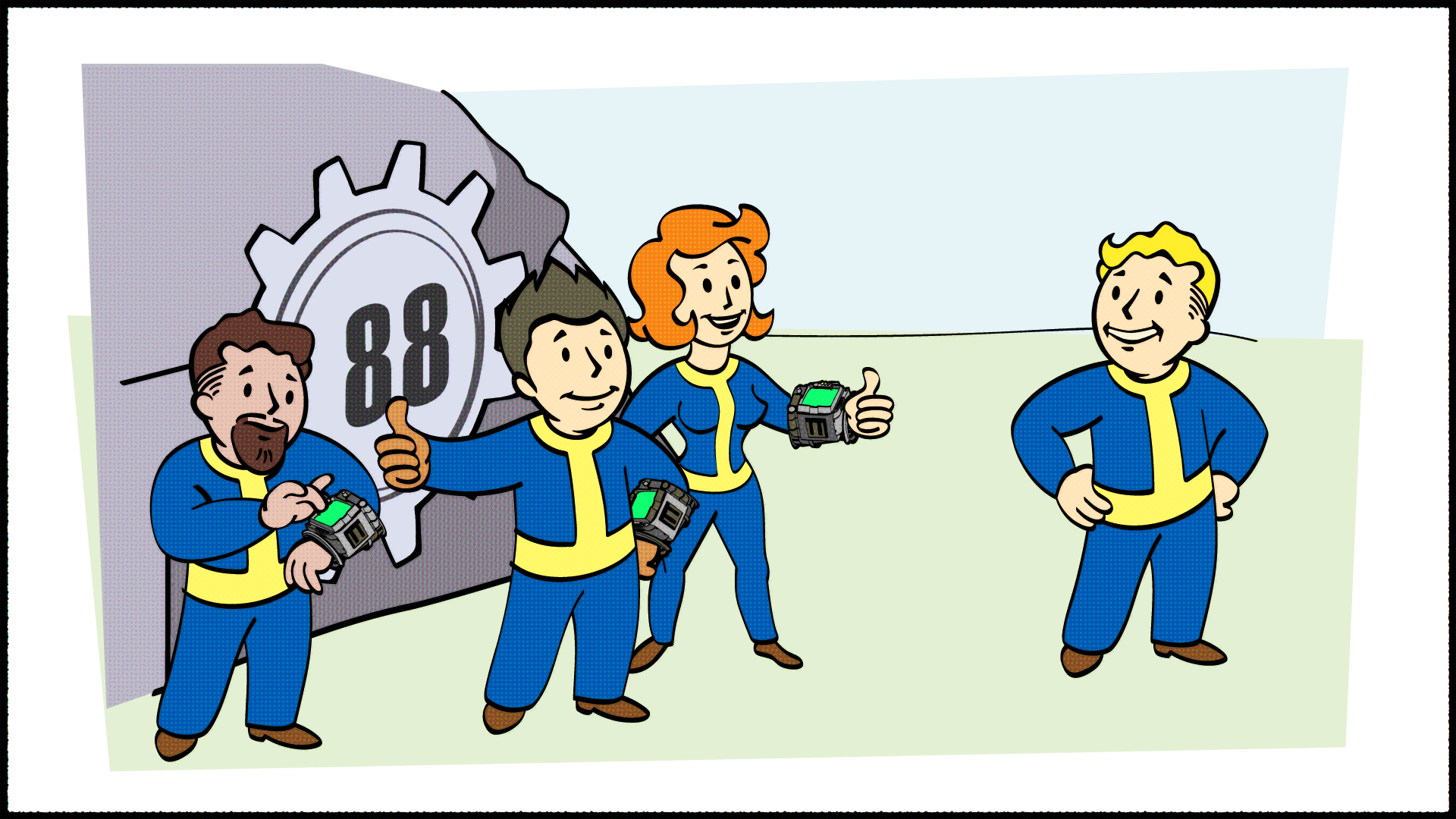 Icon for Vault Dweller