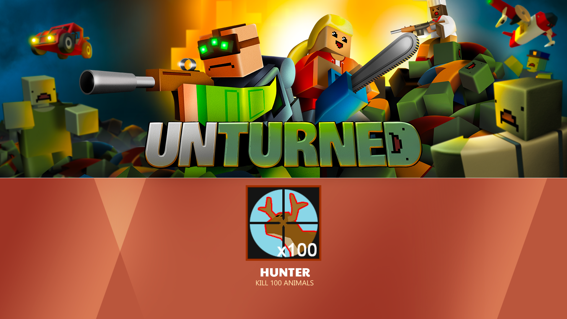 Icon for Hunter