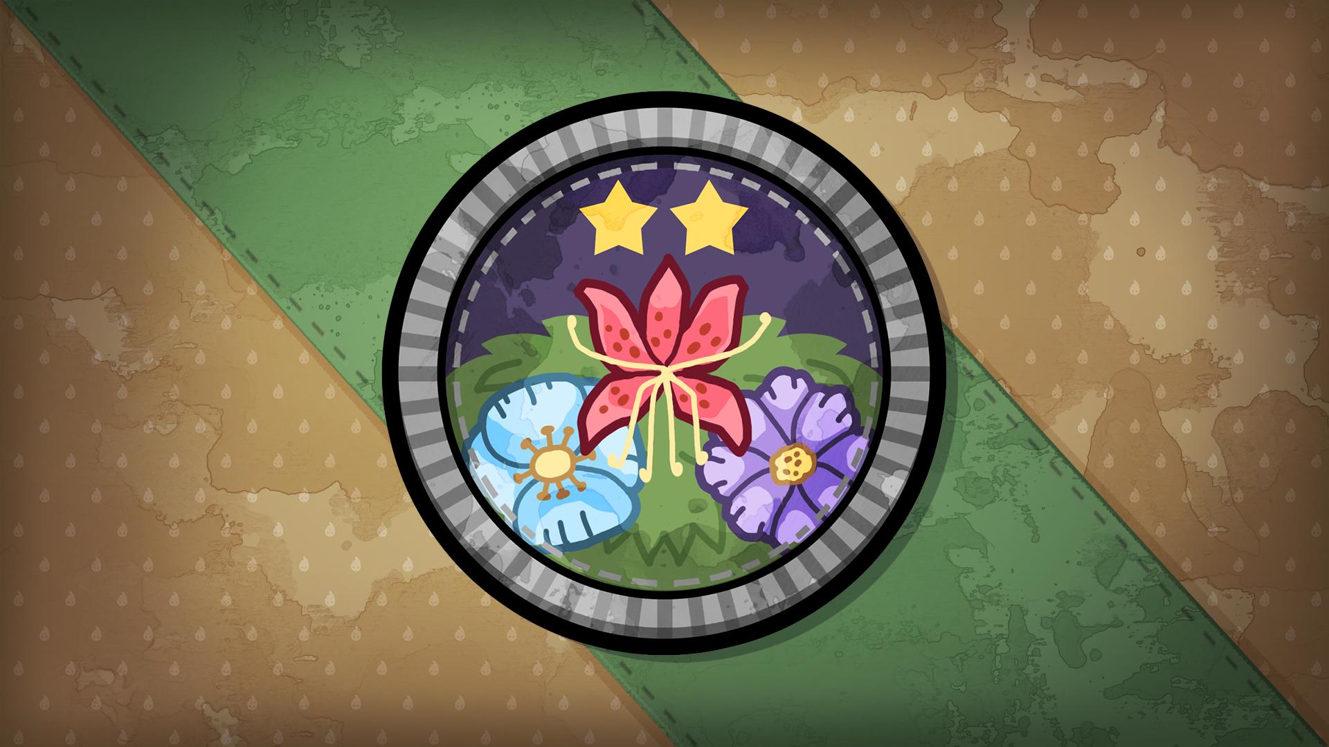 Icon for Pollen Aficionado