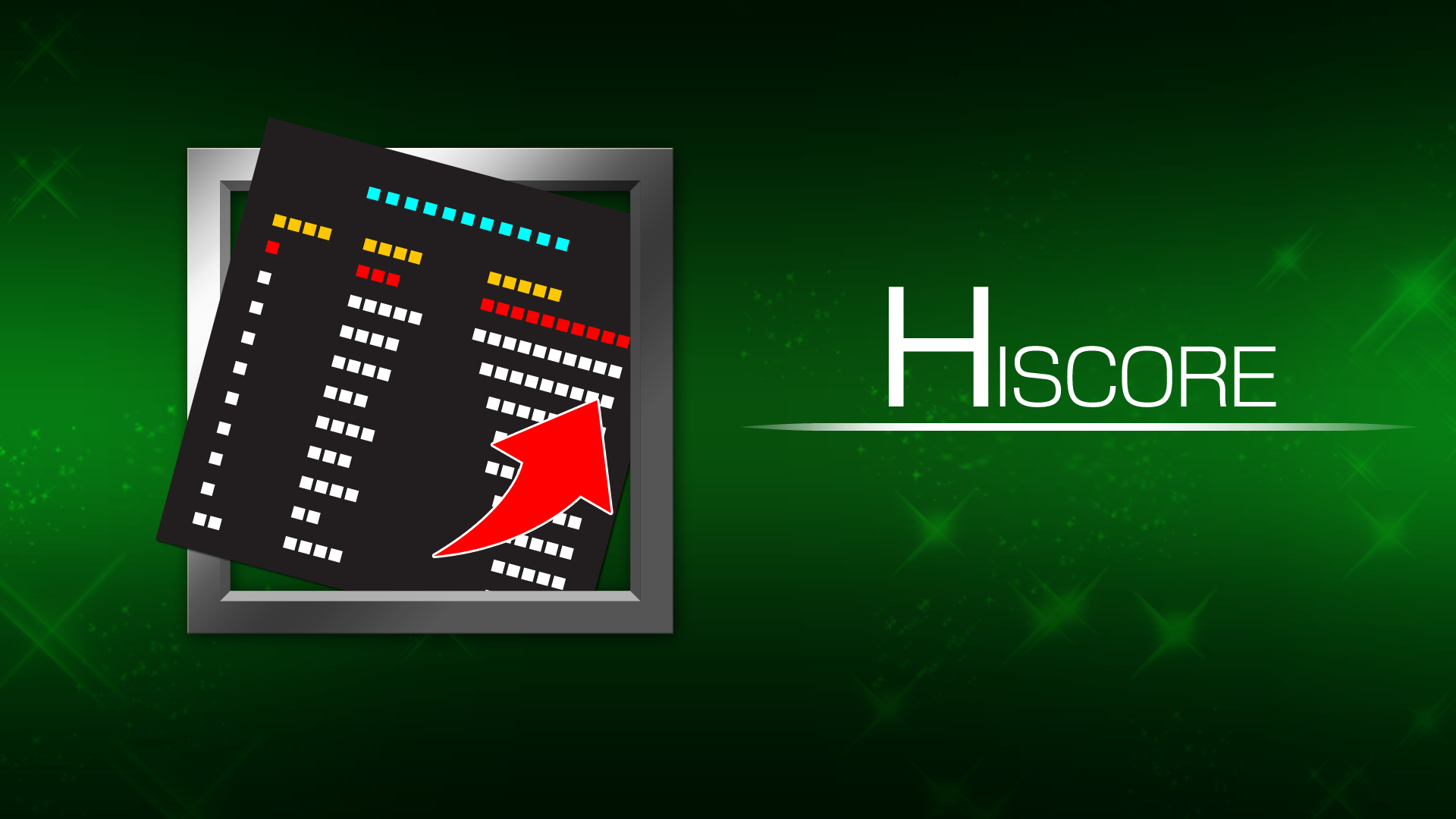 Icon for Mark high score