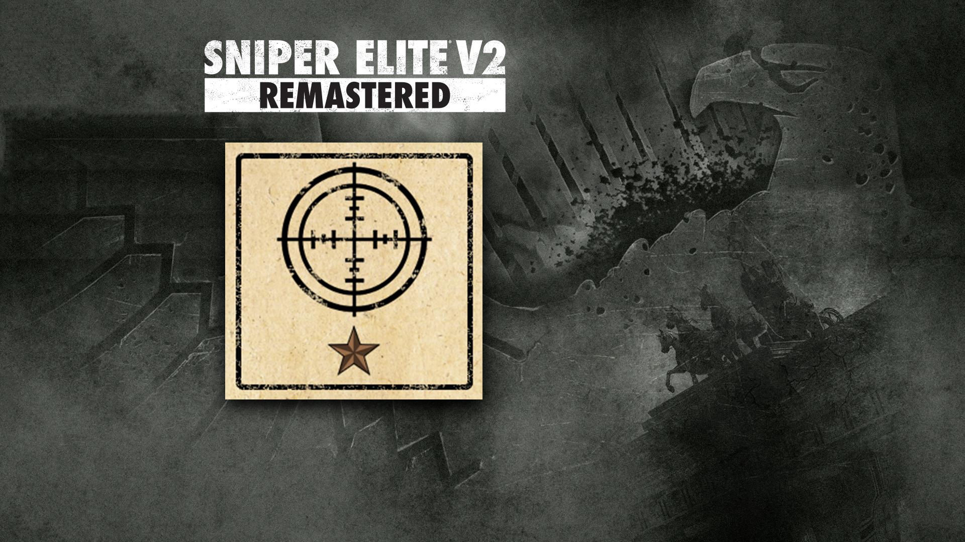 Icon for Trainee Sniper