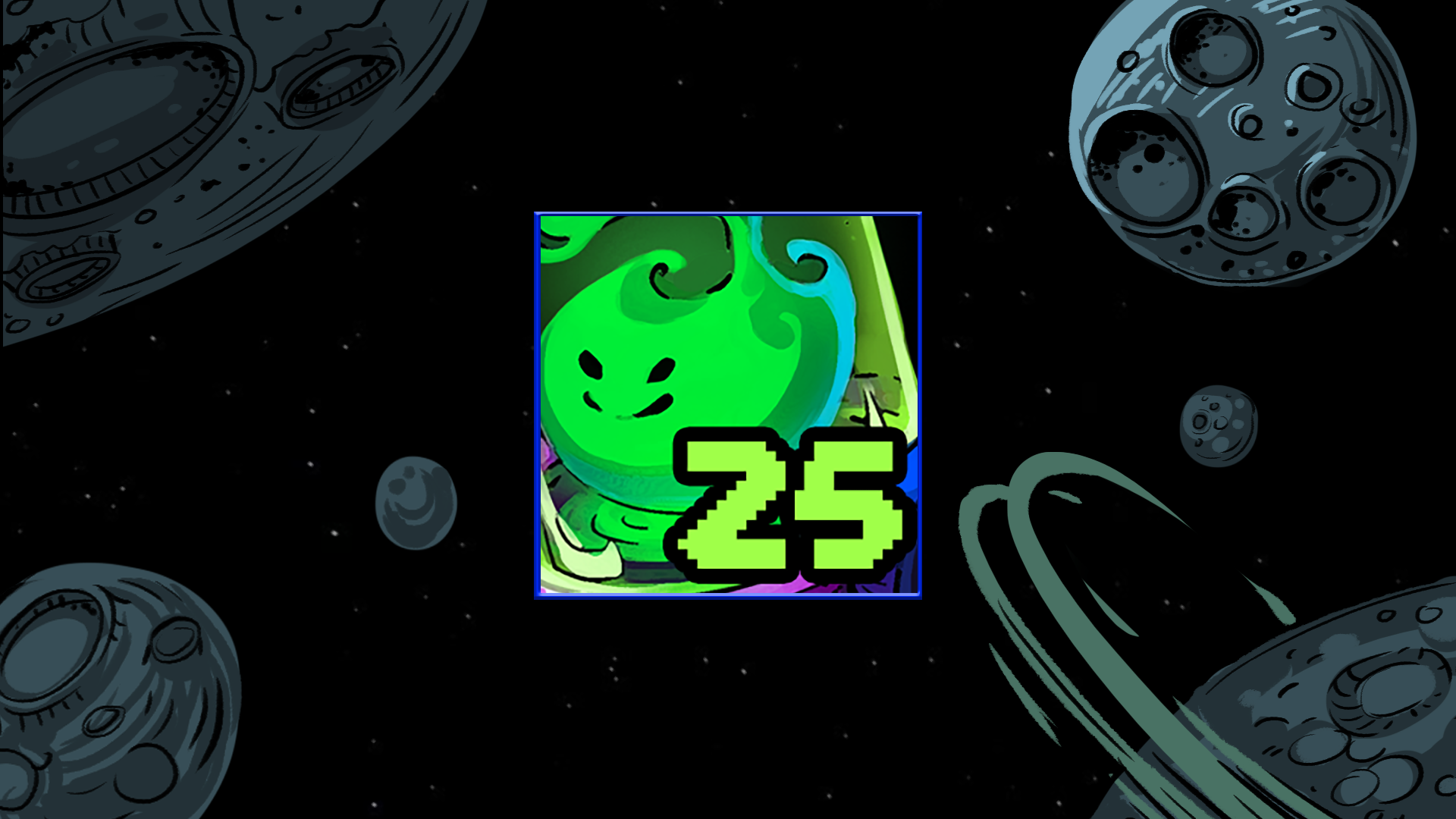 Icon for Pass level 25