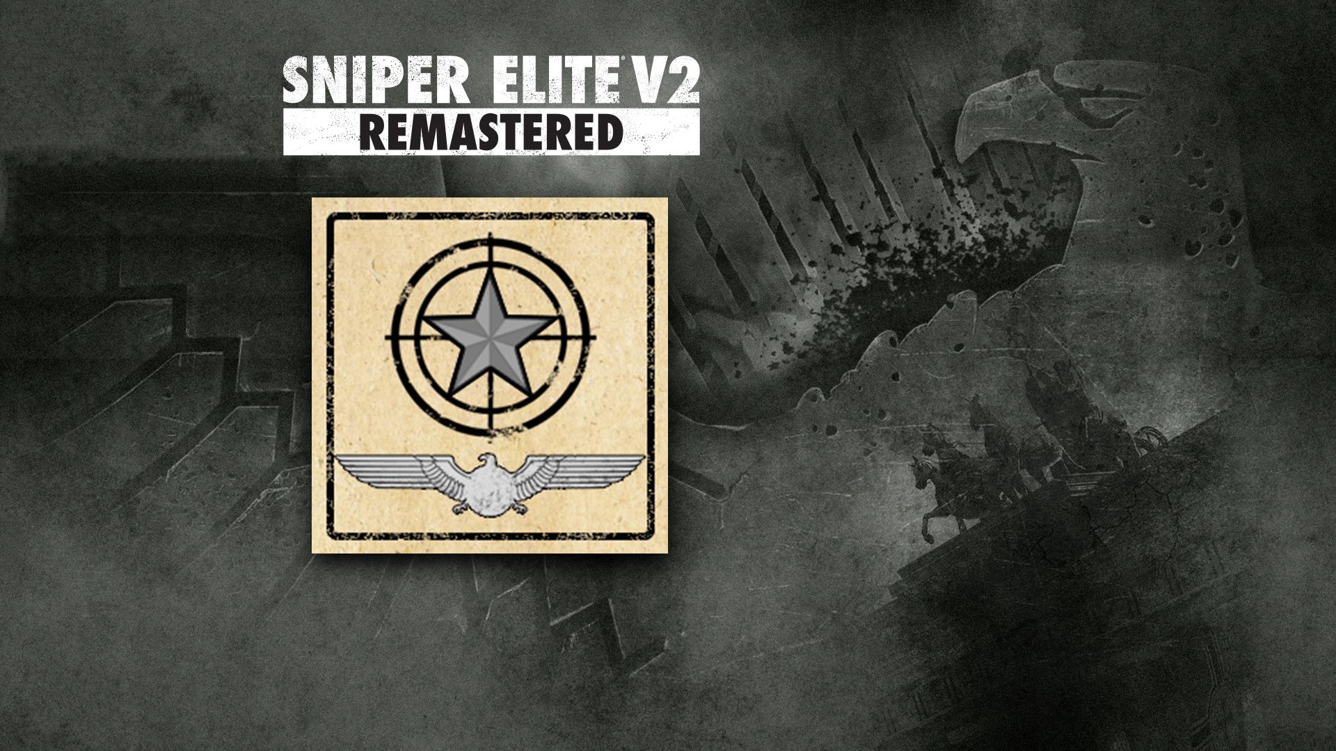 Icon for Legendary Sniper