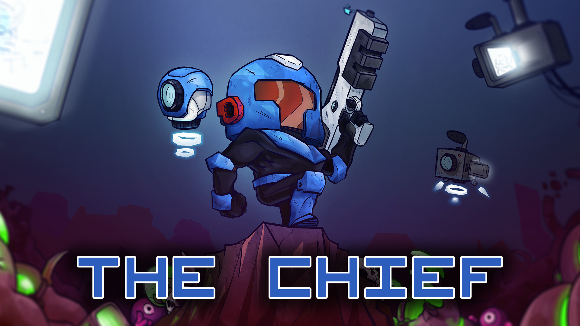 Icon for The Chief