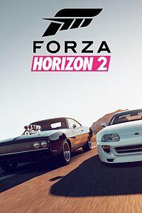 Carátula del juego Forza Horizon 2 1998 Toyota Supra Fast & Furious Edition de Xbox One