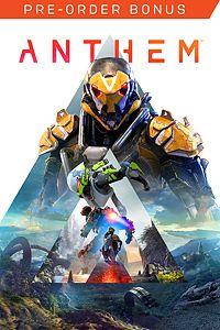 Carátula del juego Anthem Pre-Order Bonus