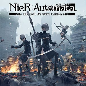 NieR:Automata™ BECOME AS GODS Edition Xbox One