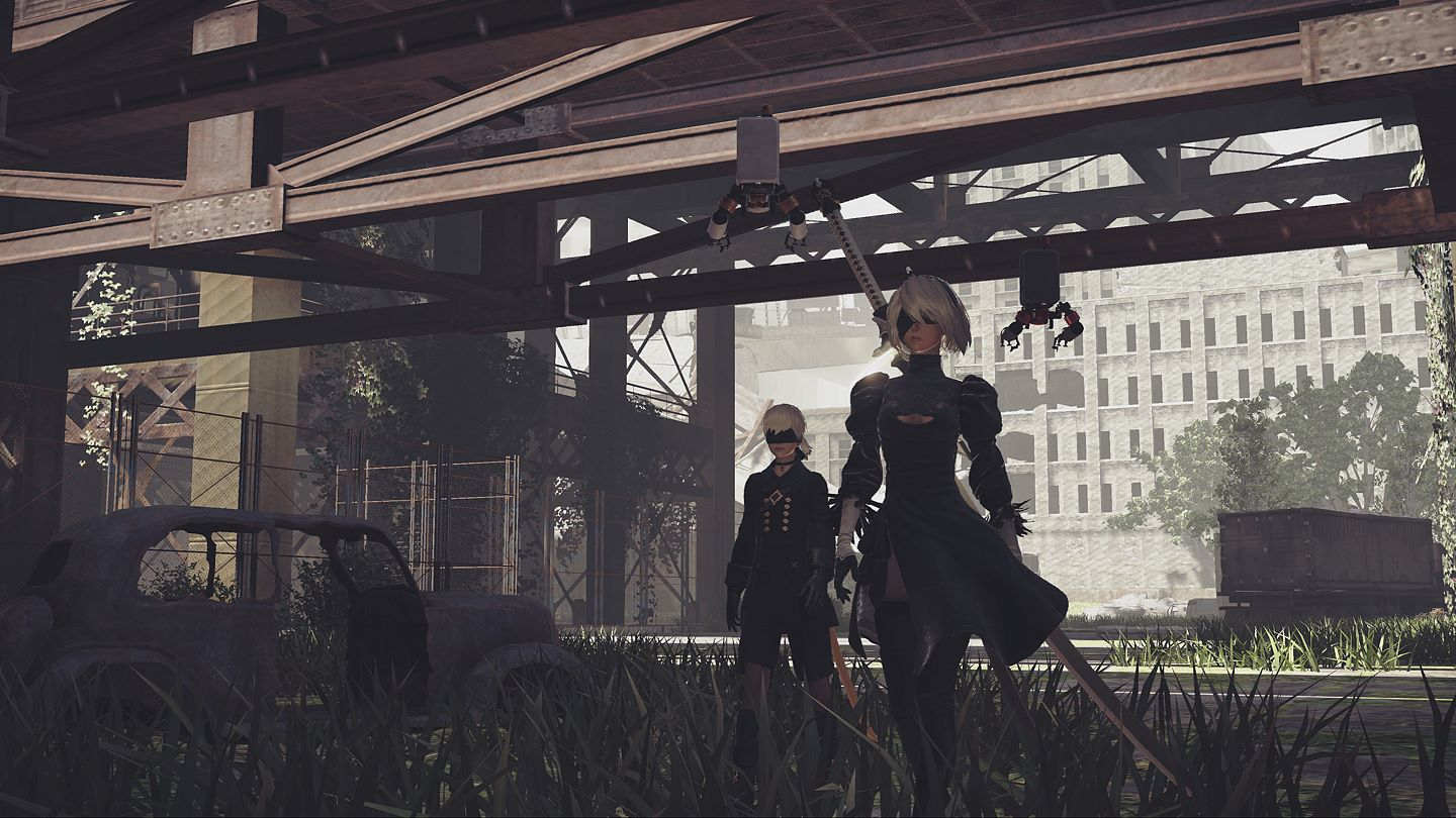 NieR:Automata Screenshot