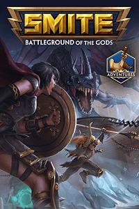 Carátula del juego SMITE Adventure: Corrupted Arena