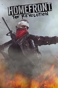 Carátula para el juego Homefront: The Revolution 'Freedom Fighter' Bundle de Xbox 360