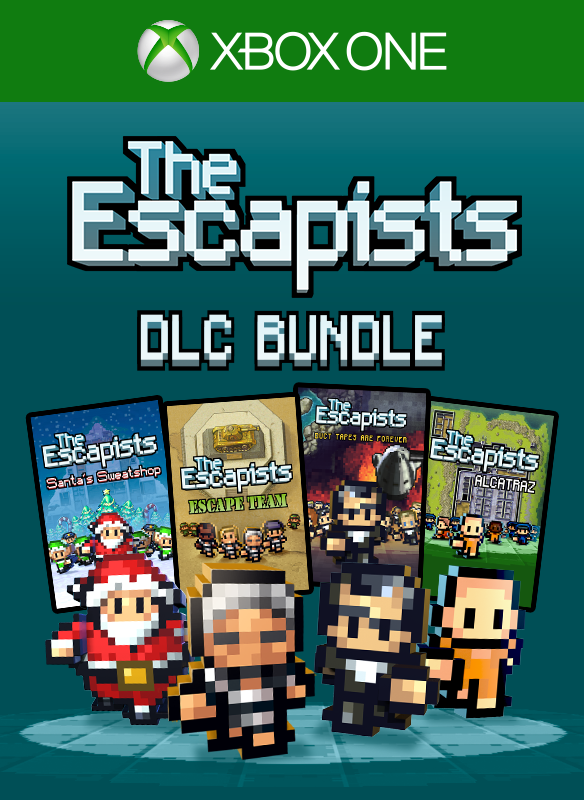 The Escapists DLC Bundle boxshot