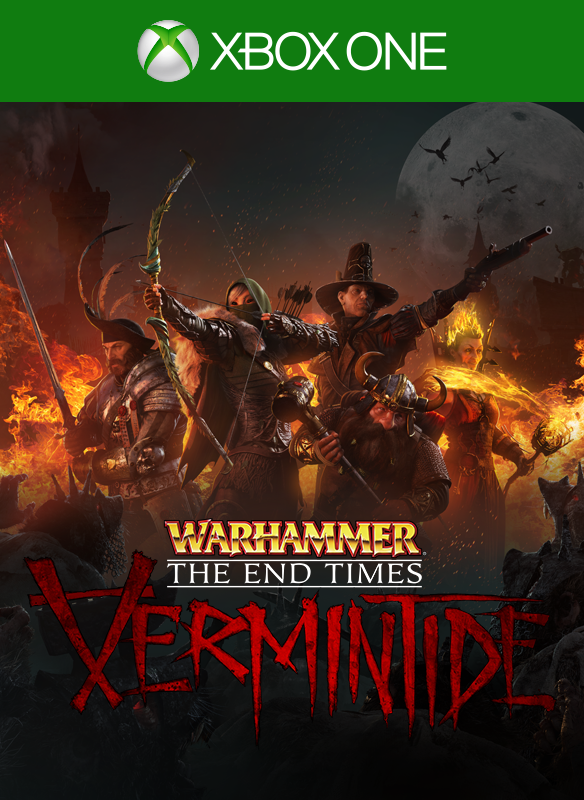 Warhammer: End Times Vermintide boxshot