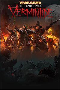 Carátula del juego Warhammer: End Times - Vermintide