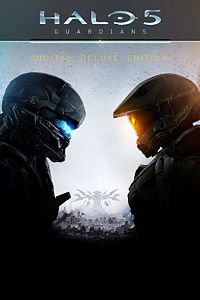 Carátula del juego Halo 5: Guardians – Digital Deluxe Edition