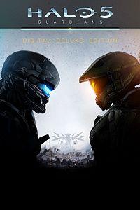 Carátula para el juego Halo 5: Guardians – Digital Deluxe Edition de Xbox One