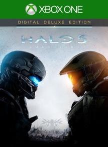 Halo 5: Guardians – Digital Deluxe Edition