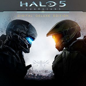 Halo 5: Guardians – Digital Deluxe Edition Xbox One
