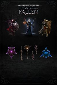 Carátula del juego Complete Edition Bundle