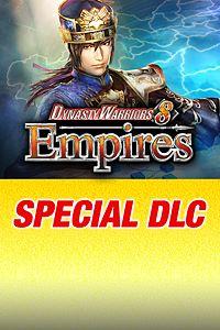 Carátula del juego DW8E - Castle and Scenario Set