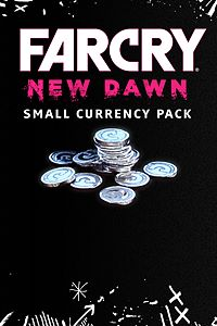 Carátula para el juego Far Cry New Dawn Credits Pack - Small de Xbox 360