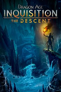Carátula del juego Dragon Age: Inquisition - The Descent