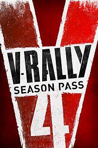 Carátula del juego V-Rally 4 Season pass