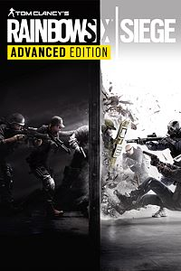 Carátula del juego Tom Clancy's Rainbow Six Siege Advanced Edition
