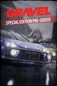 Carátula para el juego Gravel Special Edition Pre-order de Xbox One