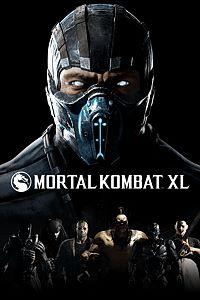 Carátula para el juego Mortal Kombat XL de Xbox 360
