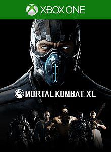 Mortal Kombat XL boxshot