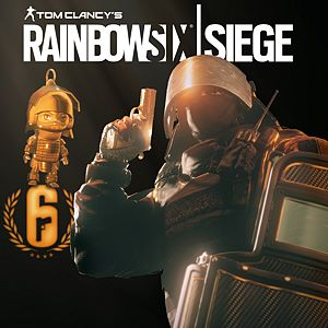 Tom Clancy'S Rainbow Six Siege: Pro League Montagne Set Xbox One