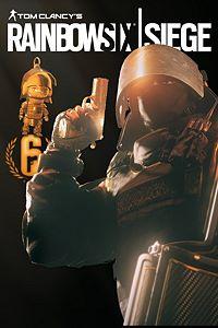 Carátula para el juego Tom Clancy'S Rainbow Six Siege: Pro League Montagne Set de Xbox 360