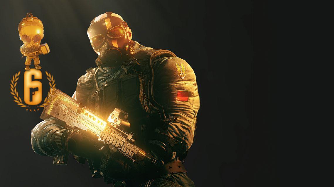 Tom Clancy's Rainbow Six Siege: Pro League Sledge Set on Xbox One
