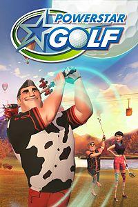 Caratula del juego Powerstar Golf - Full Game Unlock