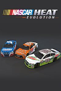 Carátula del juego Sprint All Star Race Paint Scheme Pack