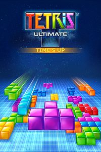 Carátula del juego Tetris Ultimate Time's Up DLC de Xbox One