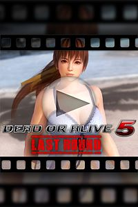 Carátula del juego DEAD OR ALIVE 5 Last Round Kasumi's Private Paradise