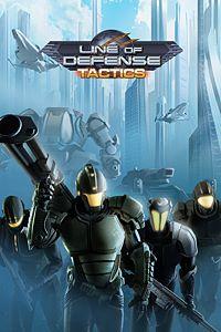 Carátula para el juego Line of Defense Tactics de Xbox 360