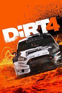 Carátula para el juego DiRT 4 de Xbox One