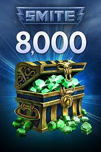 Carátula para el juego 8000 Gems de Xbox 360